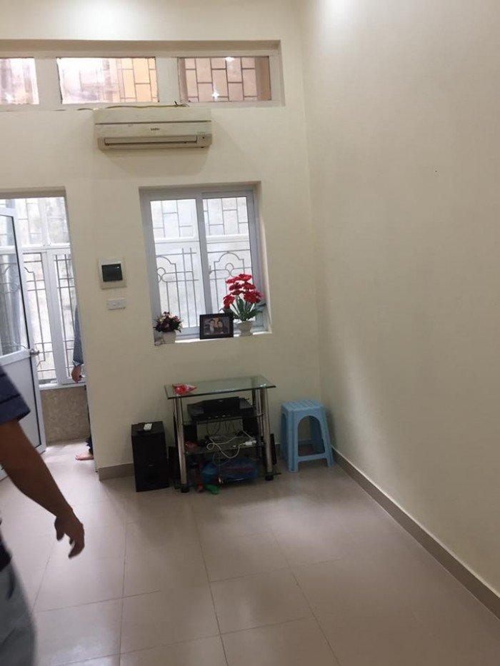 Bán Nhà riêng tại Trần Khát Chân 30m2  Mặt tiền 3.5m