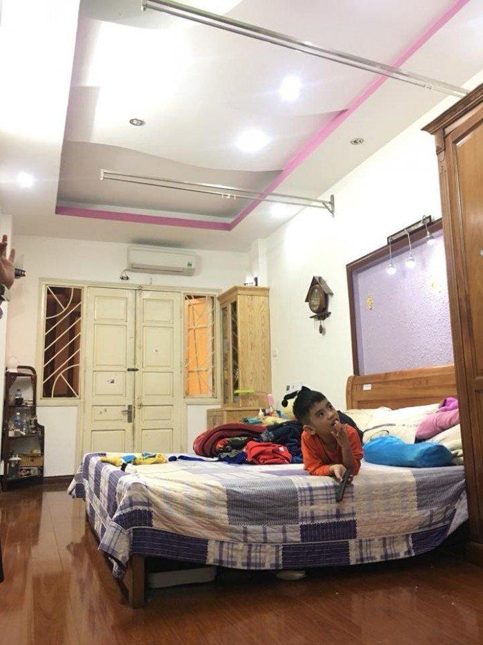 Nhà mặt phố quận Hoàng Mai 36m, 5T, Ôtô, Kinh Doanh Siêu Đẹp nhỉnh