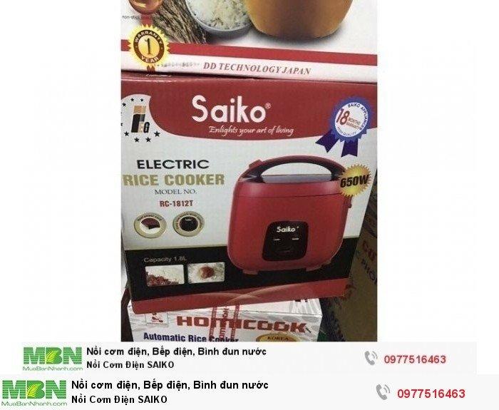 Nồi Cơm Điện SAIKO