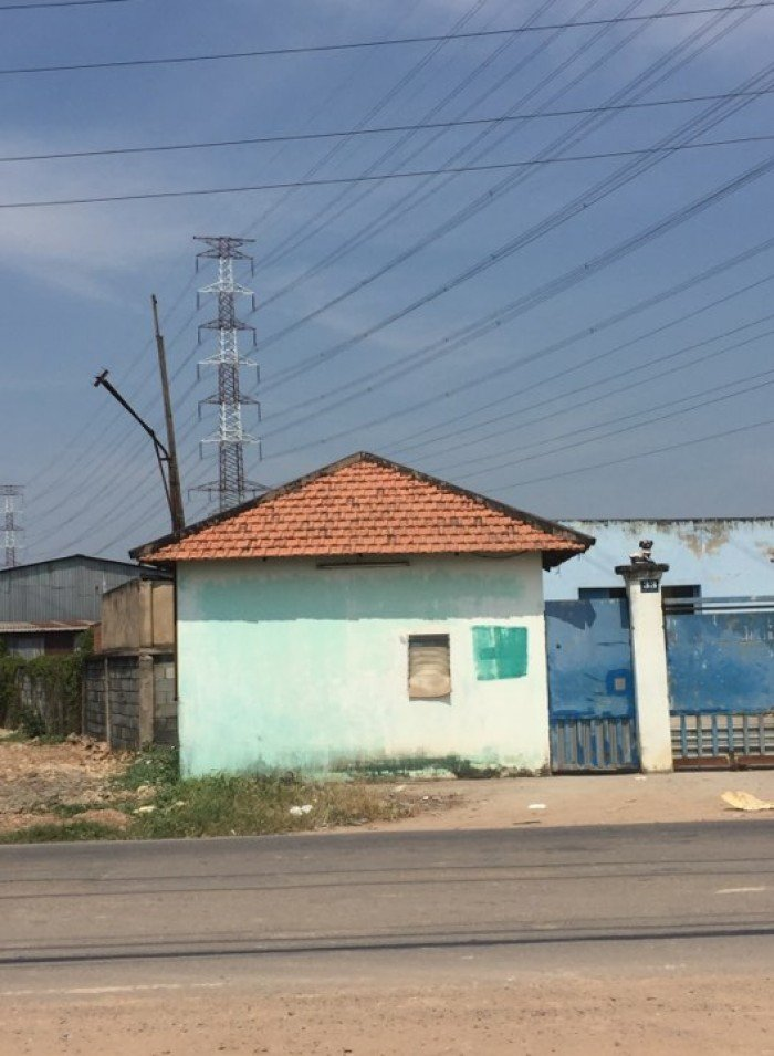 Bán nhà xưởng Củ Chi giá rẻ MT Võ Văn Bích xã Bình Mỹ, dt, 5700m2