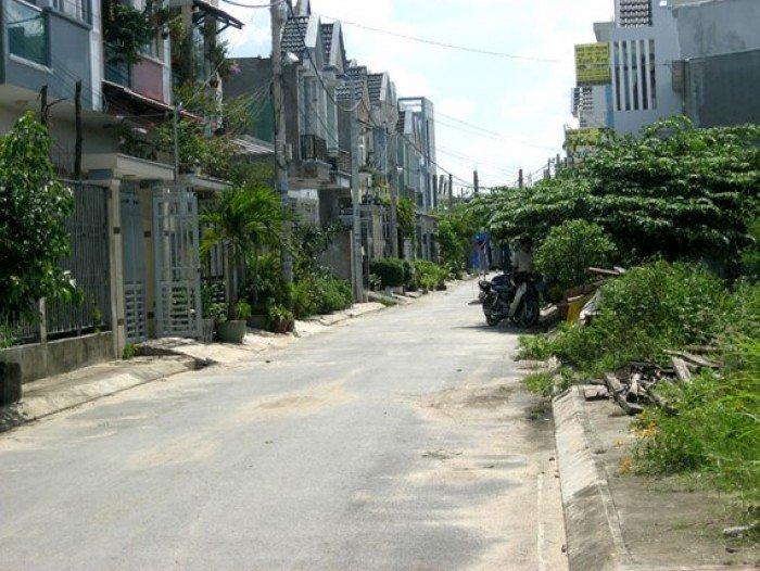 Đất thổ cư, Sổ Hồng Riêng, 60m2 XDTD ở LK5-6, Bình Tân