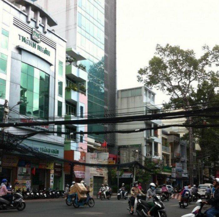 Hot VIP!!! Bán nhanh nhà HXH Bùi Thị Xuân, Q. 1. 3.7x18m.