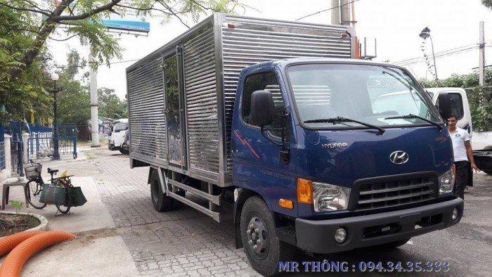 Hyundai HD700 7.0 Tấn Đồng Vàng - Thùng Kín Inox, KM Lớn, Giao xe ngay 3