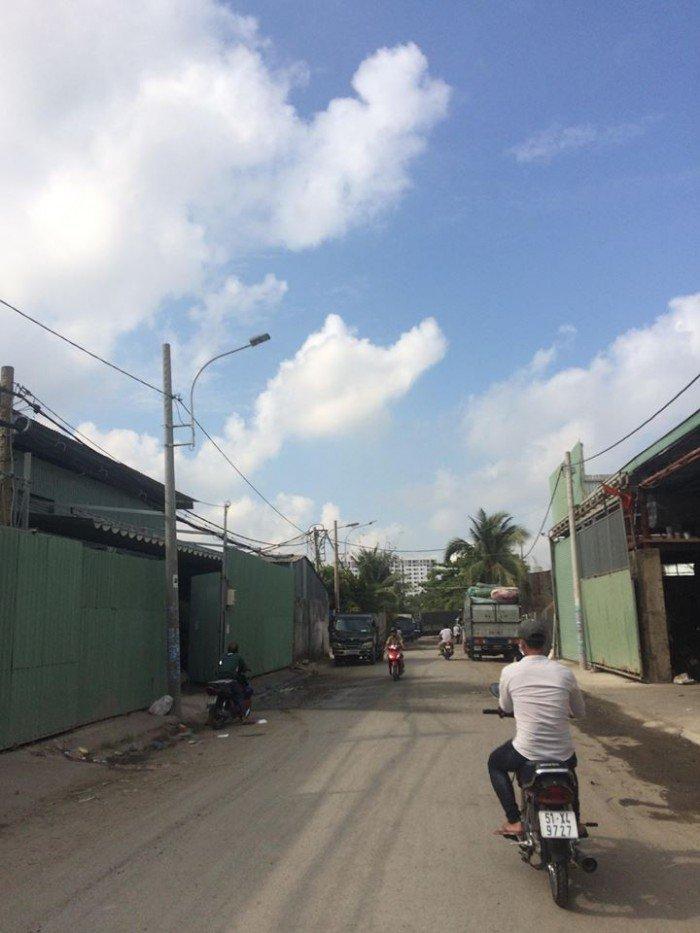 Bán gấp đất đường 22 Linh Đông, Thủ Đức, tp HCM, sổ hồng riêng