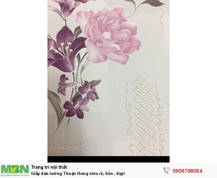 Giấy dán tường Thuận Hưng siêu rẻ, bền , đẹp!