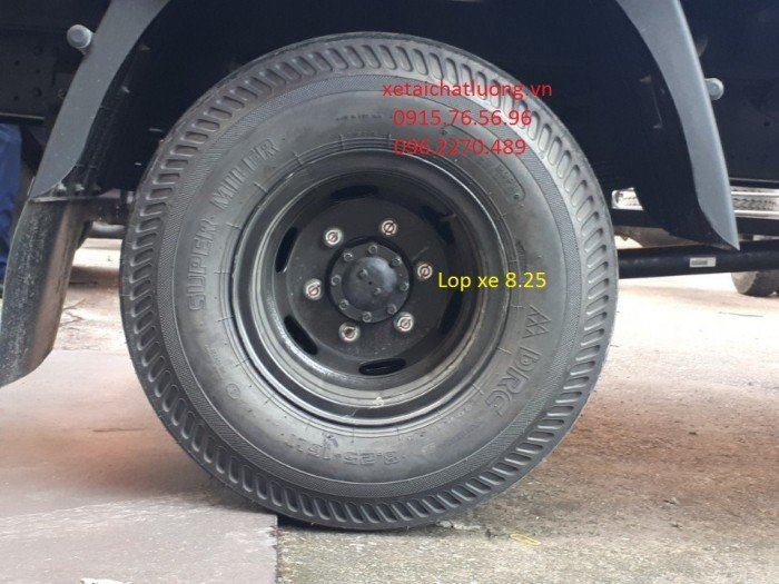 Xe tải  Hyundai 8 tấn