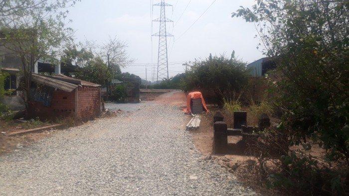Bán ĐẤT mặt tiền xã Thạnh Phú huyện Vĩnh Cửu tỉnh Đồng Nai. Nằm trên mặt tiền đường Hương Lộ 6