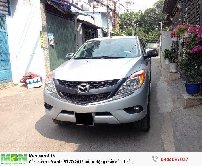 Mazda BT-50 Số tự động Dầu diesel