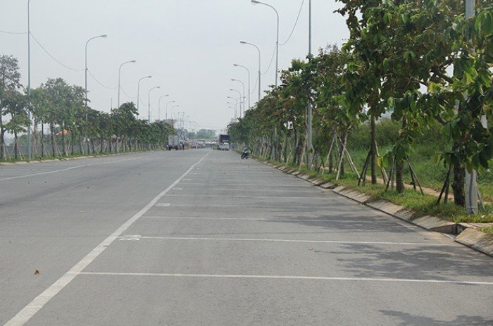 Đất nền quận 2, khu C đường Nguyễn Thị Định 4 mặt