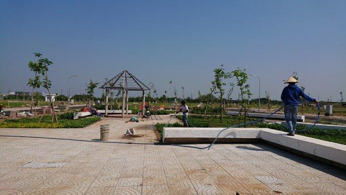 Bán nhanh nền view công viên T&T Long Hậu (KCN Long Hậu)