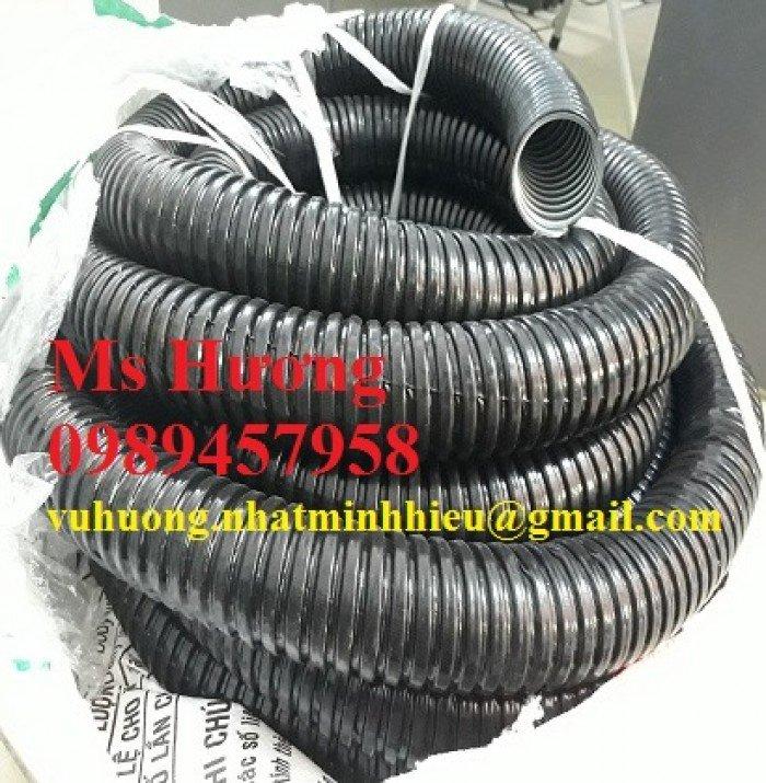 Ống ruột gà lõi thép bọc nhựa, ống ruột gà lõi thép, ống luồn dây điện0