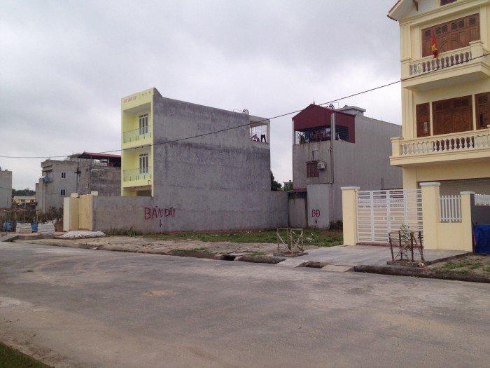 Cần bán lô đất khu chung cư mới Hồng Thái An Dương Hải Phòng ngay chân cầu Kiến An
