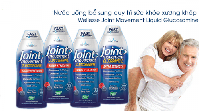 Thực Phẩm Chức Năng Glucosamine Dạng Nước Wellese Joint Movement ...
