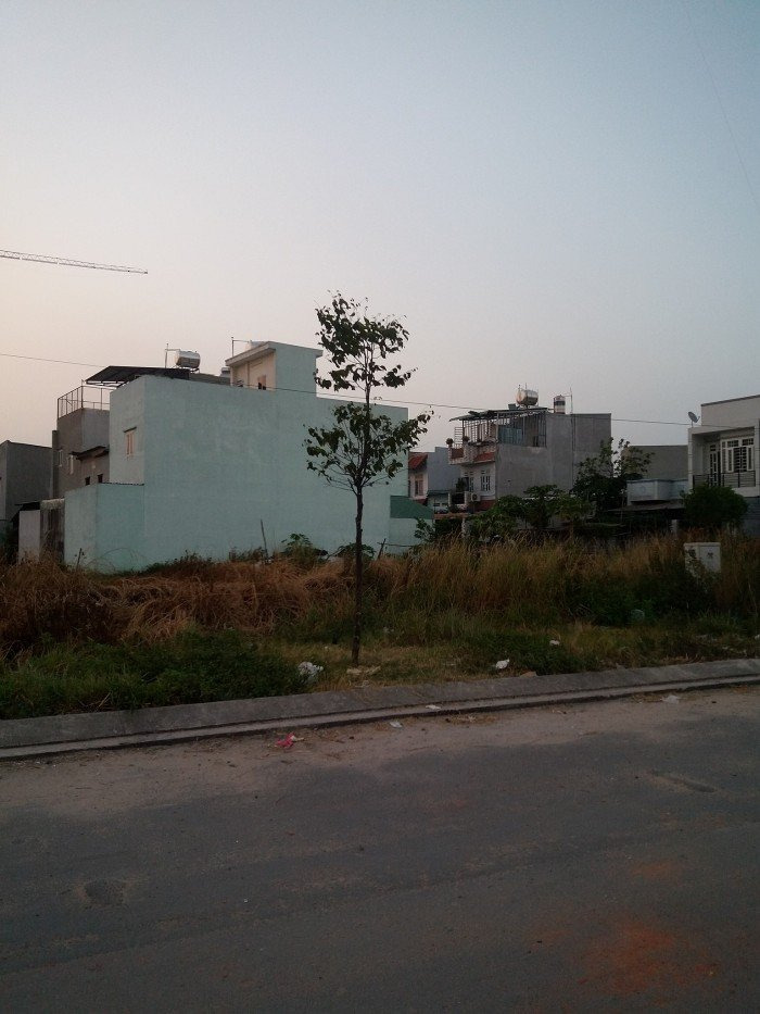 Bán đất thổ cư 100 m2 SHR nằm trên Quốc Lộ 50 Bình Chánh