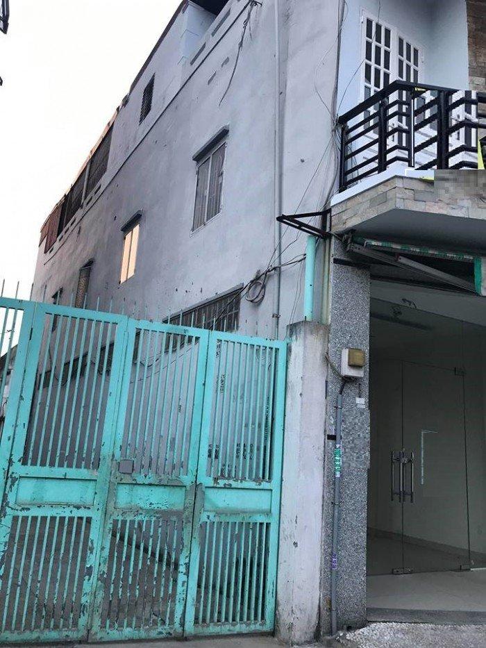 Cho thuê nhà MT Lũy Bán Bích, p Tân Thành, Tân Phú