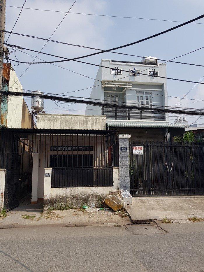 Chính chủ cần bán gấp căn nhà mặt tiền đường Số 2, Tăng Nhơn Phú B, giá 4,75tỷ/105m2