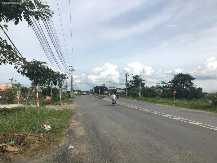 Bán Gấp 3190m2 đất mặt tiền QL 50 Cách Nguyễn Văn Linh 1,5km Giá 4,5tr/m2