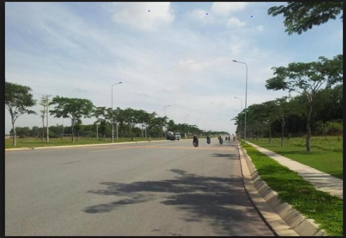 Lô 678m2 ngang 17 Quốc lộ 50 Phong Phú Bình Chánh giá 1.95tỷ phù hợp đầu tư, kho - xưởng