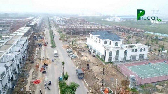 Bán đất nền dự án Phúc An cyti, 5x15m, SHR, TT 50% nhận đất.