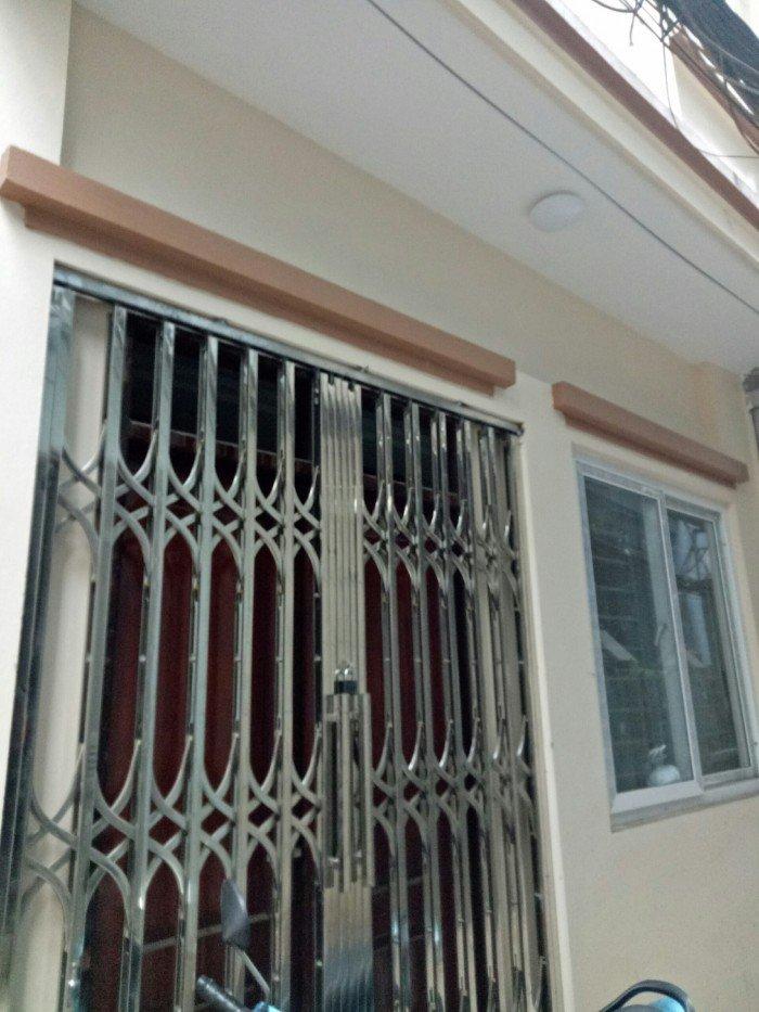 Bán nhà hiện đại đẹp, ngõ thông Triều Khúc, Thanh Xuân (4 tầng-37m2-4PN)