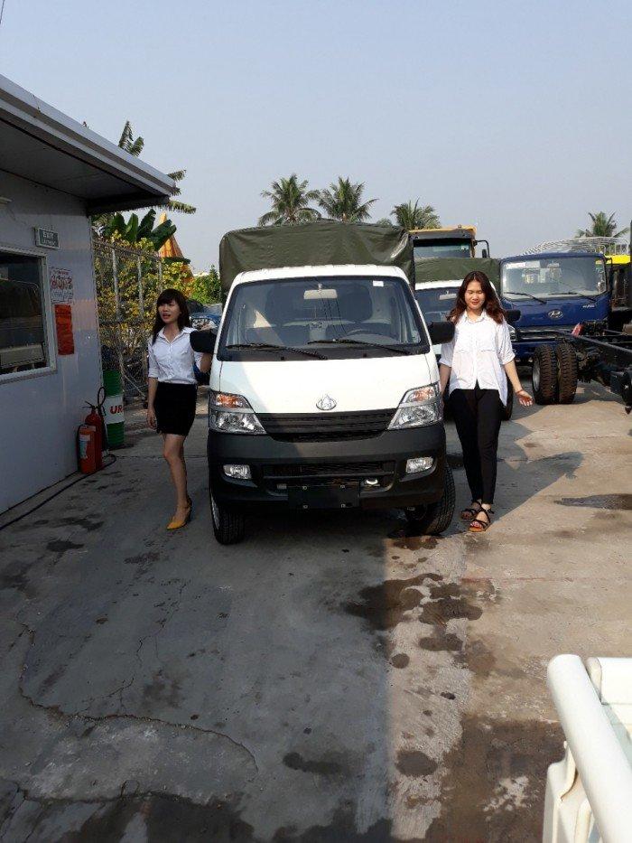 Giá xe Veamstar 760 kg, xe nhỏ vào thành phố...