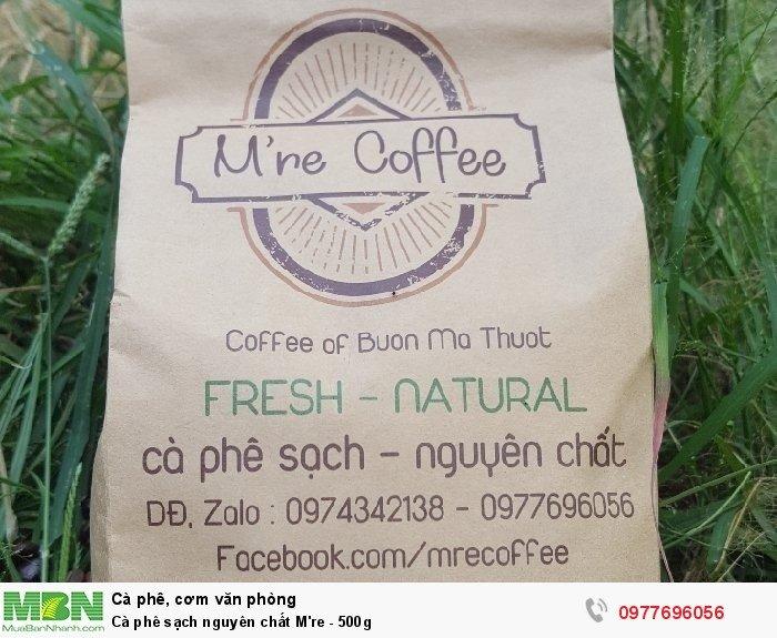 Cà phê sạch nguyên chất M're - 500g0