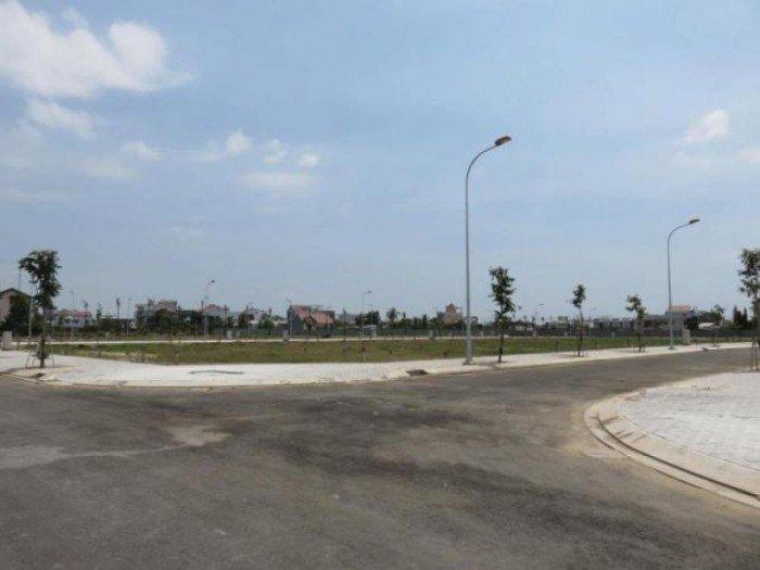 Mở bán 200 nền dự án KDC Gò Đen, nằm ngay mặt tiền đường tỉnh lộ 835, 550triệu/nền.