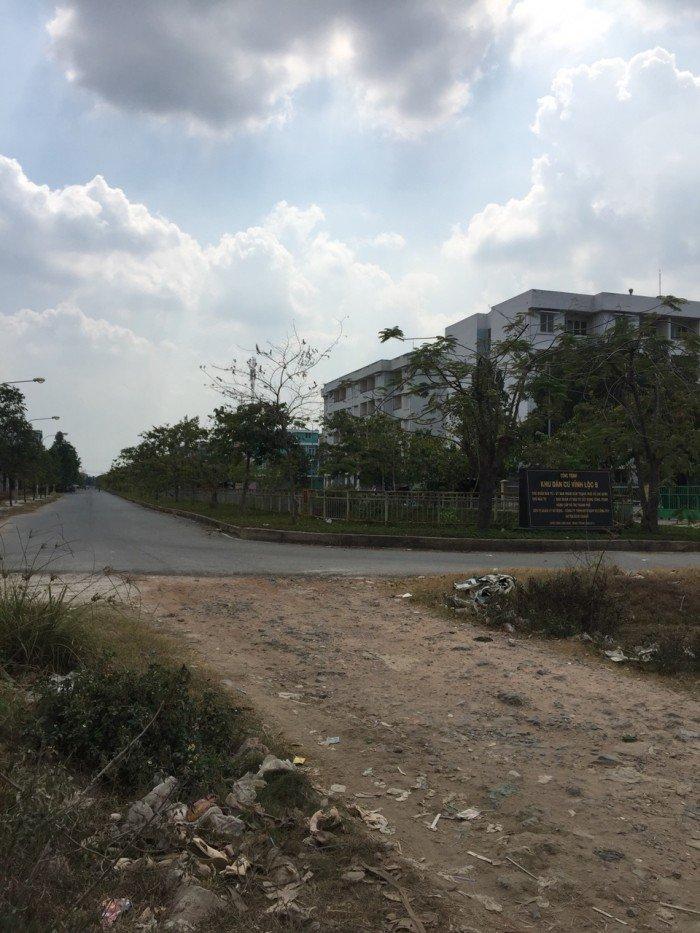 Bán đất MT Trần Hải Phụng, Bình Chánh. DT 4000m2. Gía tốt, đầu tư
