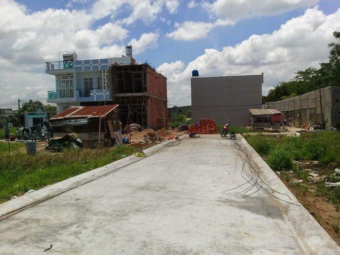 Bán đất hẻm thông 7m,đường liên khu 4-5,bình hưng hòa B,Quận Bình Tân