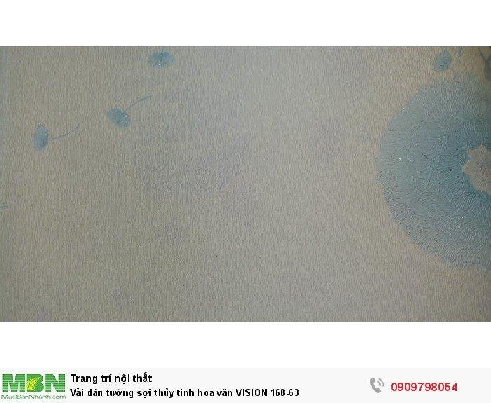 Vải dán tường sợi thủy tinh hoa văn VISION 168-63