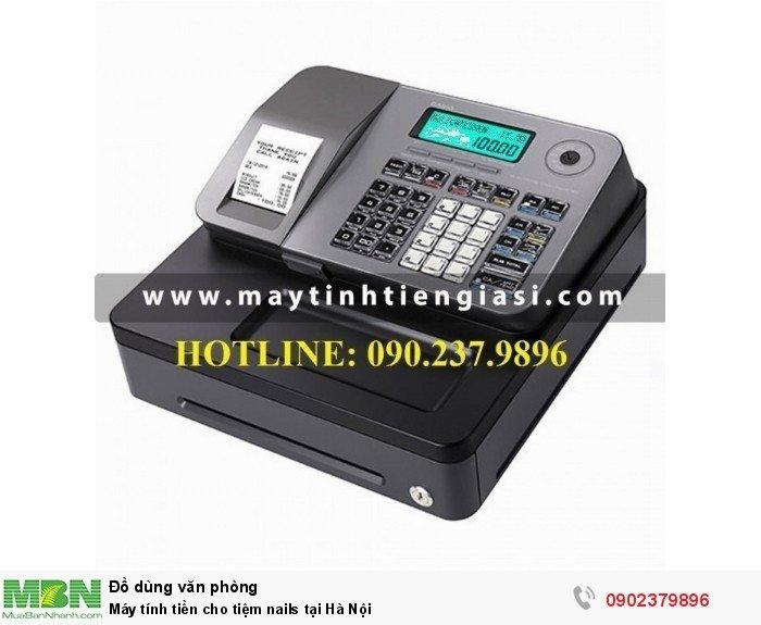 Máy tính tiền cho tiệm nails tại Hà Nội