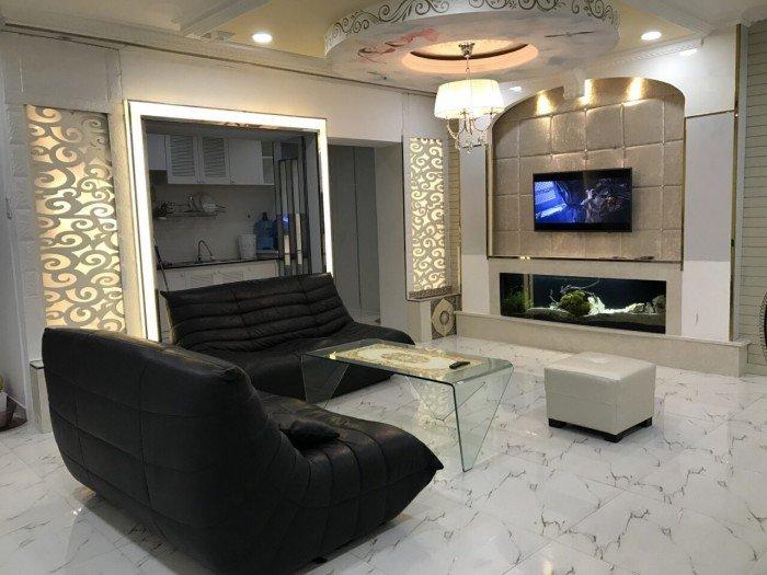 Cho thuê căn hộ chung cư Giai Việt,Quận 8  DT 115m, 2pn,2wc