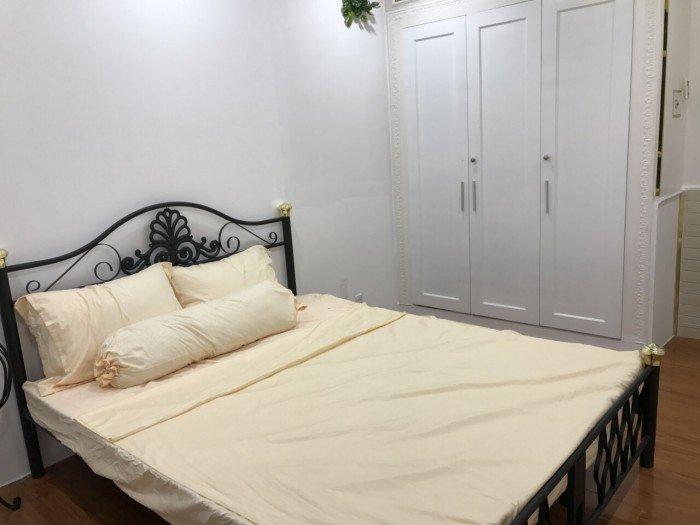 Cho thuê căn hộ chung cư Him lam 6A,150m, 3pn, 2wc, nội thất