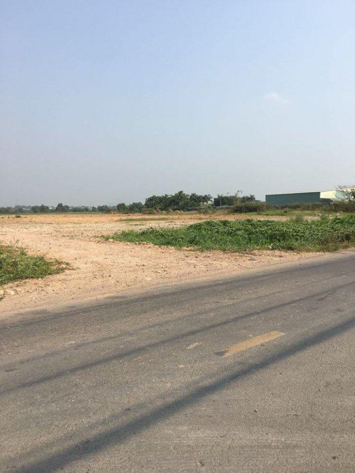 Bán đất Tại Huyện củ chi xã Bình Mỹ MT võ văn Bích Đầu tư phân lô Bán nền