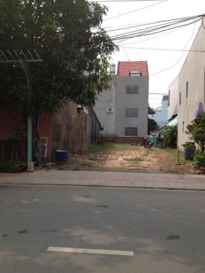 Thiếu tiền cần bán gấp đất mặt tiền Nguyễn Thị Tú 5 x 20m