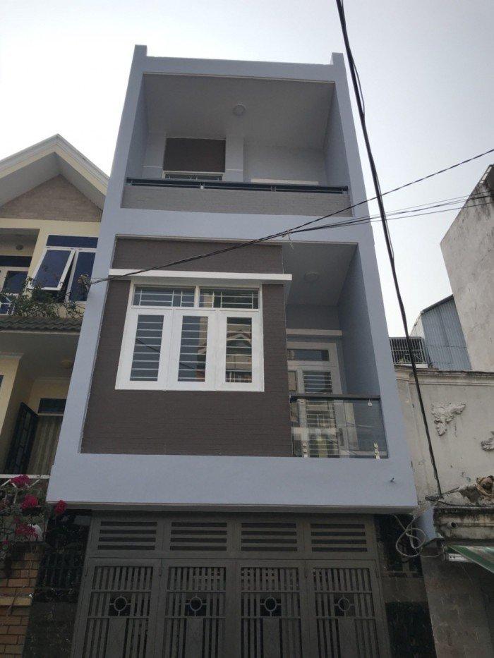 Chính Chủ Cần Bán Nhà MT Phan Văn Năm . 4,5x10m2 . Nhà 2 Lầu Đúc Thật