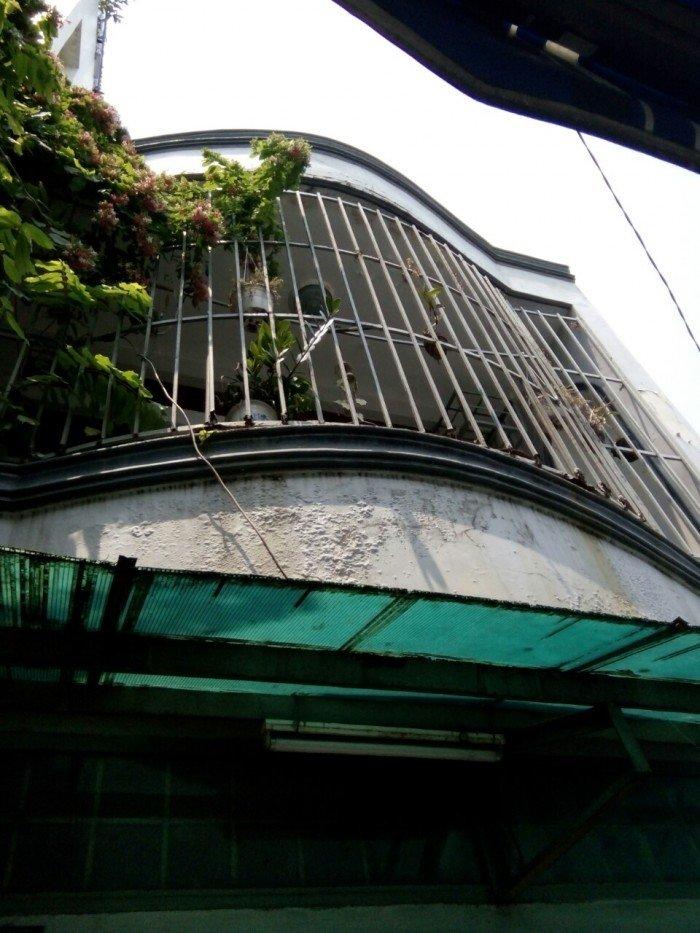 Bán nhà hẻm 29 Đỗ Nhuận, P.Tây Thạnh, Q.Tân Phú