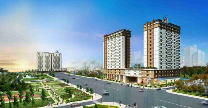 Dự án căn hộ Thủ Đức đã bao gồm VAT