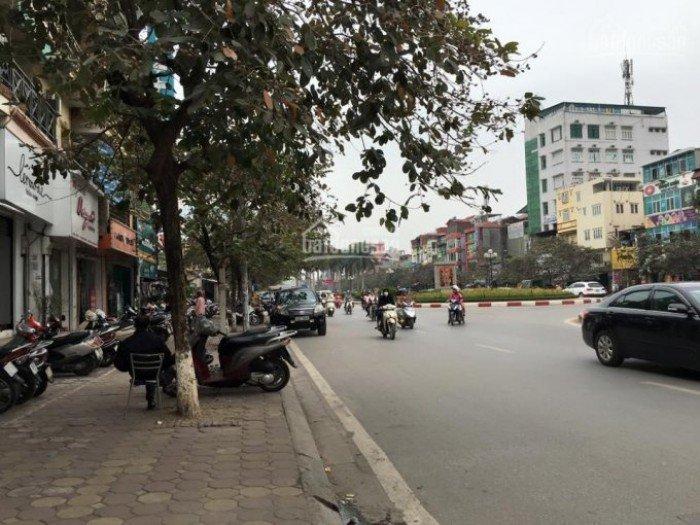 Bán nhà chính chủ mặt phố Trần Khát Chân 70m2x4 tầng,MT5.4m,giá 25 tỷ
