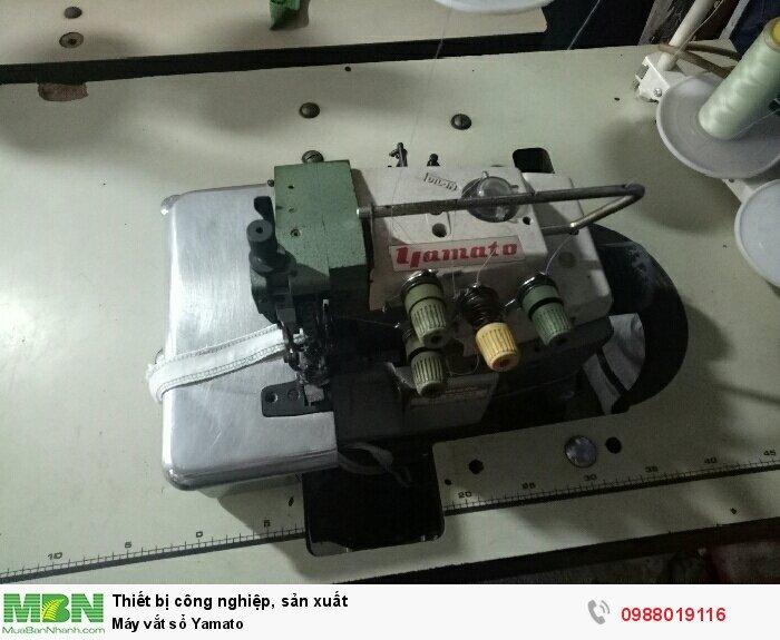 Máy vắt sổ Yamato0
