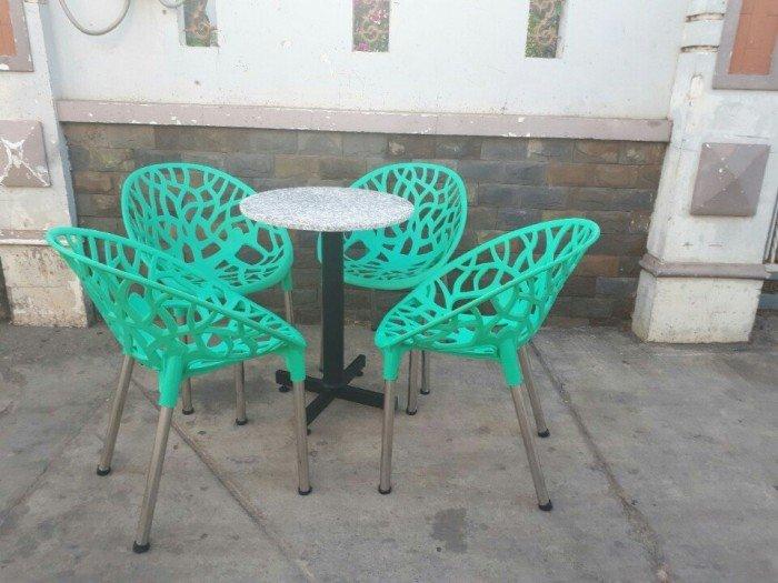 Bàn ghế cafe giá rẻ hgh5