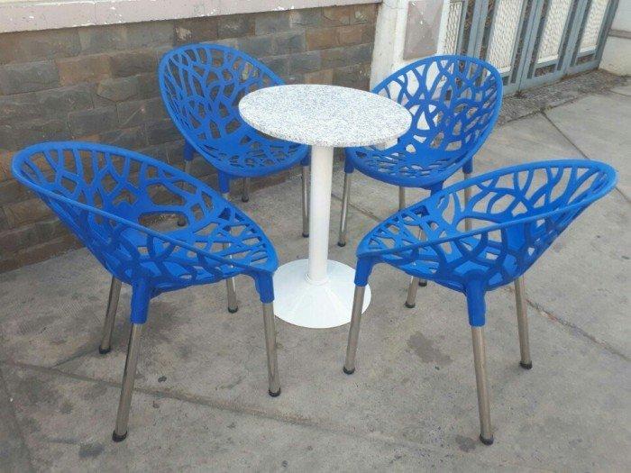 Bàn ghế cafe giá rẻ hgh3