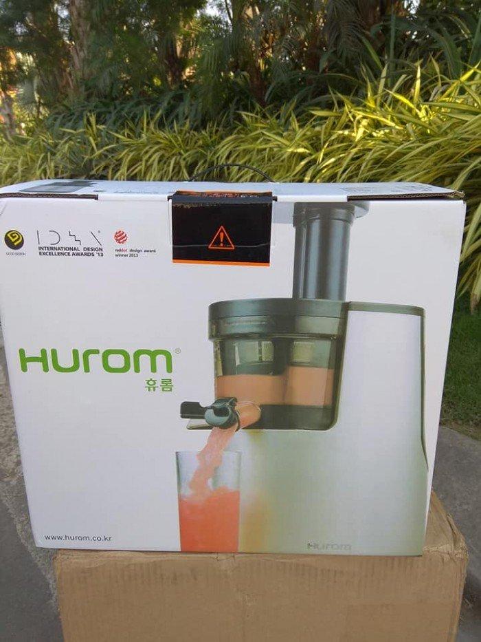 Máy ép Chậm Hurom, máy ép nước trái cây Hurom