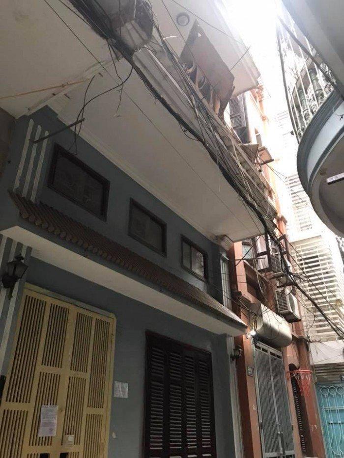 Bán nhà phân lô Ngọc Khánh, Ba Đình 43m2, MT 4.5m, 5.95 tỷ.
