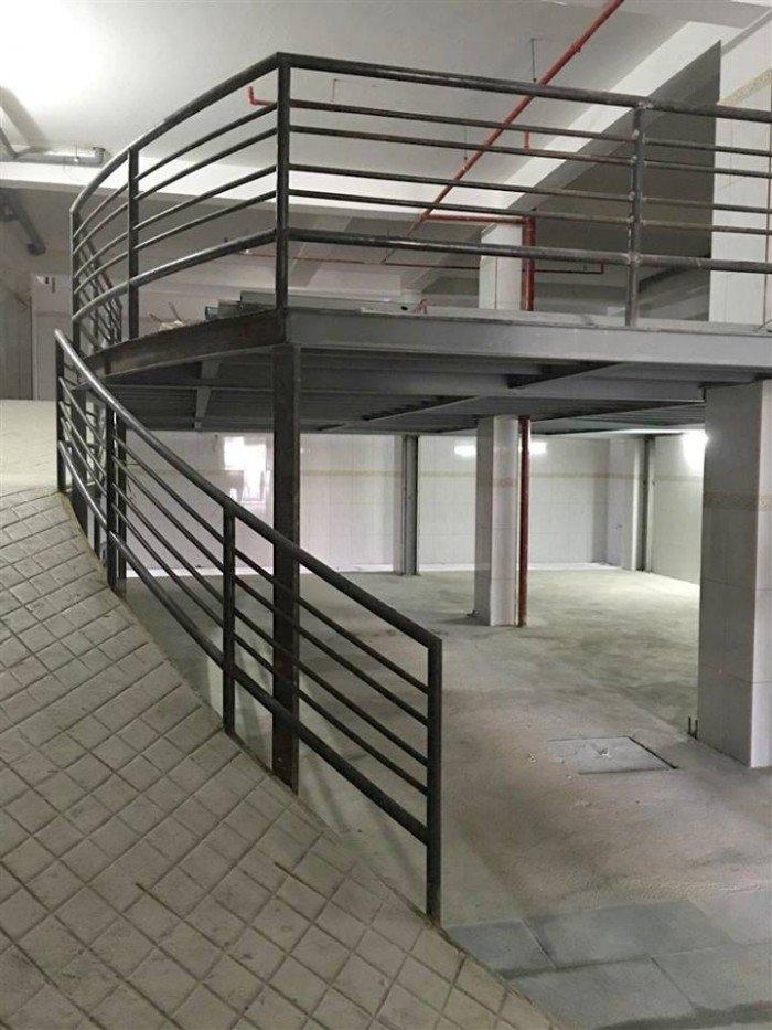 Nhà mới cho thuê phòng có gác 2tr7-3tr4 Q.7