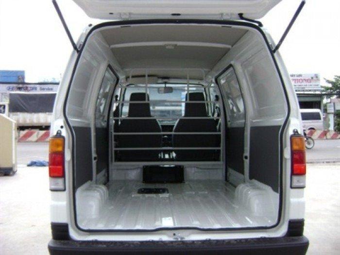 Bán xe tải Suzuki Blind Van giá cực tốt , khuyến mại 100% thuế TB, hỗ trợ vay trả góp lãi xuất thấp