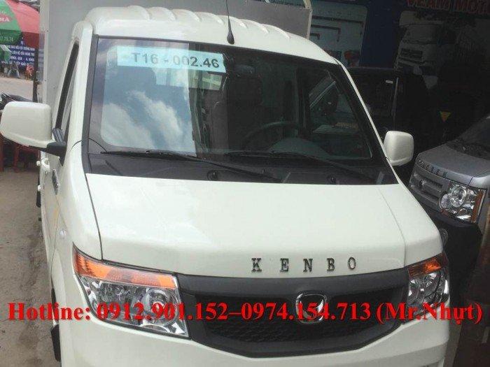 Xe tải Kenbo 990kg | Xe tải Chiến Thắng 1.2 tấn | Động cơ máy dầu siêu tiết kiệm