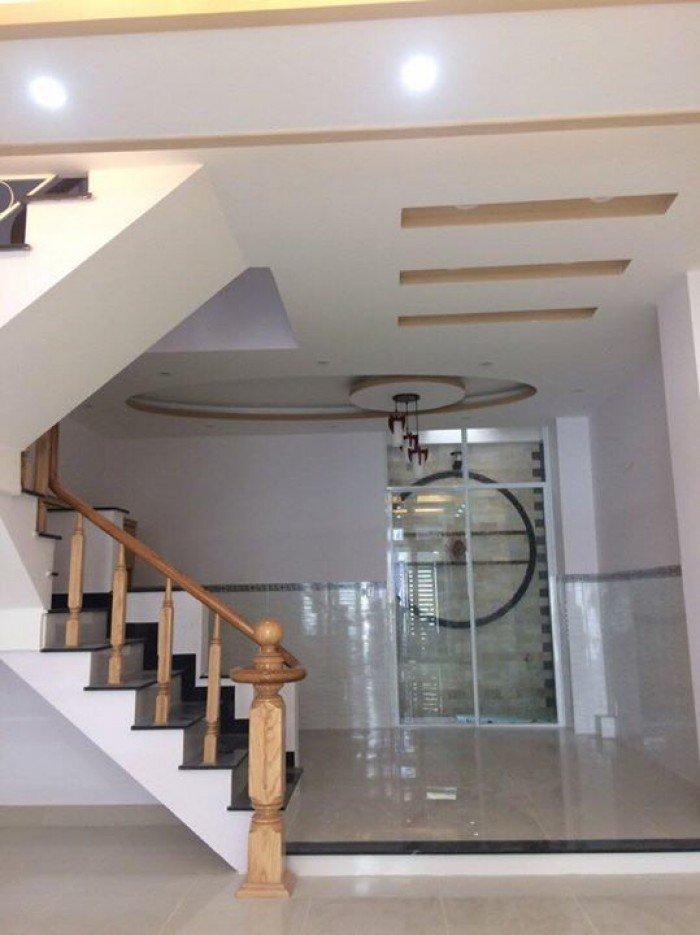 Xuất cảnh bán nhanh nhà Hẻm 6m Nguyễn Bỉnh Khiêm, Đakao, Q.1, 4x15m, có nội thất