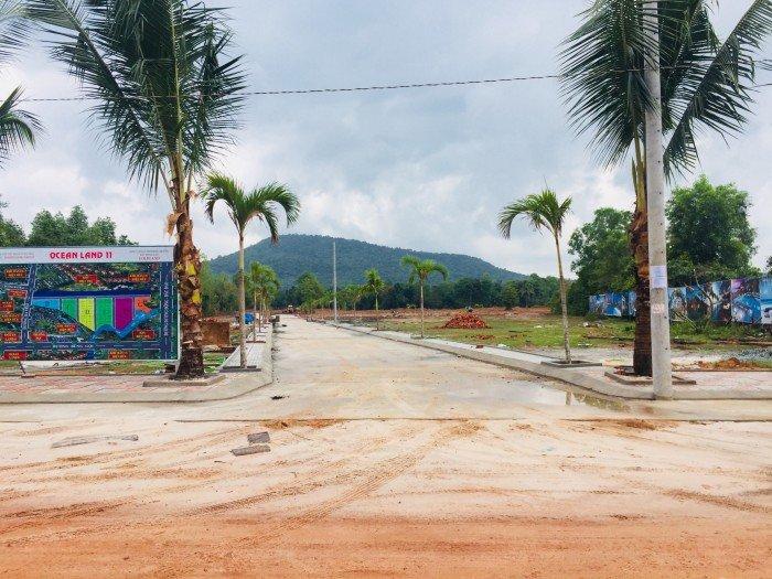 Bán đất Đảo Ngọc Phú Quốc, cam kết sinh lời 20%/6 tháng, shr từng nền