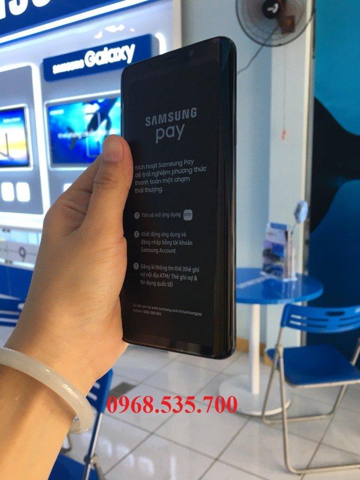 Samsung S9 Plus 64G đen giá bão đến 25/3/183